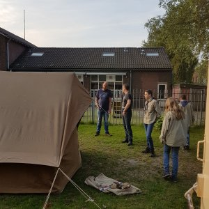 2018 05 11 - Ouder Kind Weekend Scouts